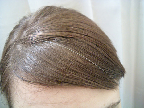 Going Gray? Reasons and Treatments | Hair There and Everywhere | Scoop.it