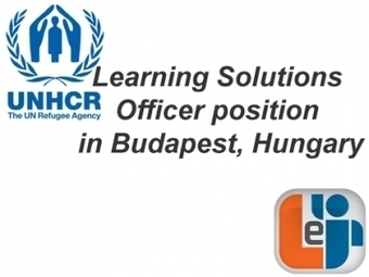 Learning Solutions Officer position in Budapest, Hungary | skills services | Scoop.it