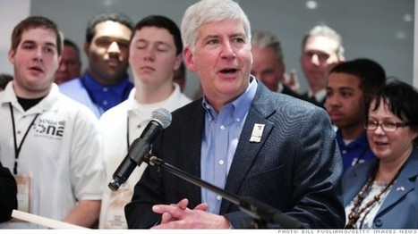 Michigan raises minimum wage to $9.25 | Leslie's Current Events Scrapbook | Scoop.it