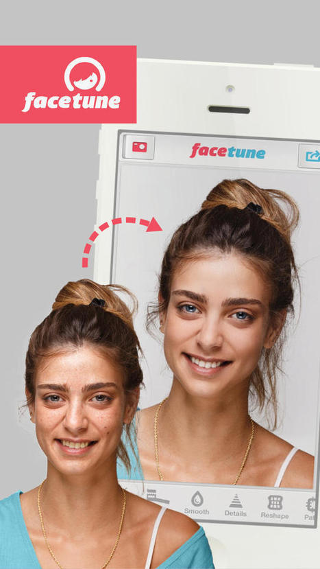 Facetune (Photography) | Social Media | Scoop.it