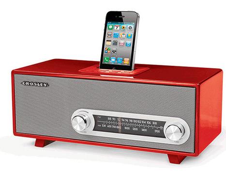 Playback from way back-ish – Crosley Ranchero radio ipod dock   Breaking Gear   GOSSIP, NEWS & SPORT!   Scoop.it