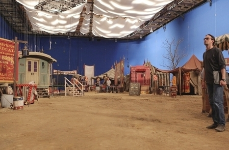 Nothing's insurmountable on set of Oz the Great and Powerful | Art Direction in Entertainment | Scoop.it