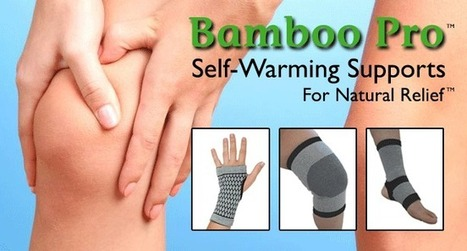 Bamboo Charcoal Wrist Support - Back Support Braces For Men | Bamboo Charcoal Products | Scoop.it