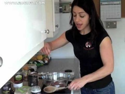 Chocolate Paleo Brownies Recipes | Paleo Diet Recipes | Scoop.it
