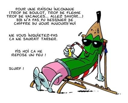 Le Chiffre du Jour, un site insolite | FLE et nouvelles technologies | Scoop.it