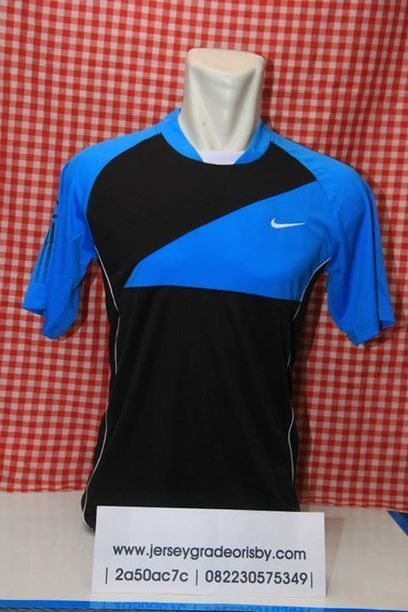 Jersey Futsal Nike Hitam Biru   jual jersey piala dunia   Scoop.it