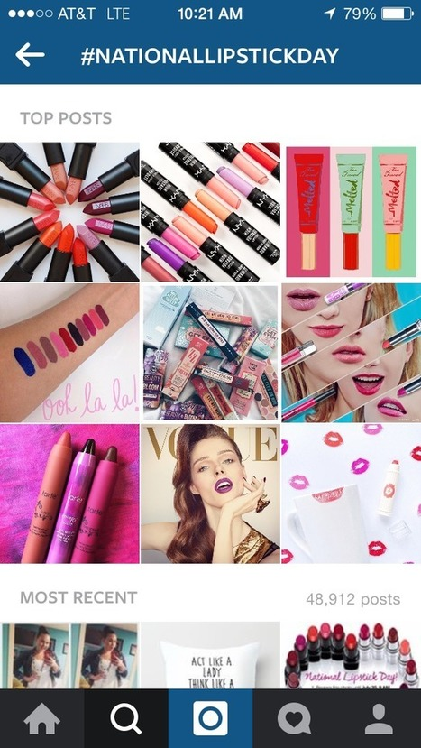 7 Instagram Hacks for Brands | Simply Measured | Instagram | Scoop.it