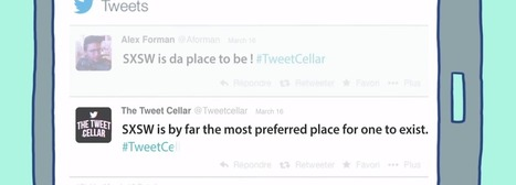 Bland and Boring Tweets Turn Into Hilariously Eloquent Works of Art with #TweetCellar   Marketing en France   Scoop.it