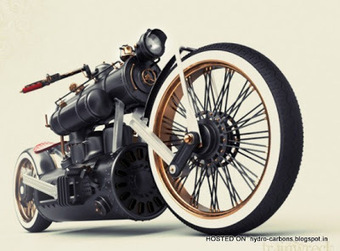 Train Wreck - Design By Colby Higgins ~ Grease n Gasoline | Marketing: Web and Print Evolution | Scoop.it