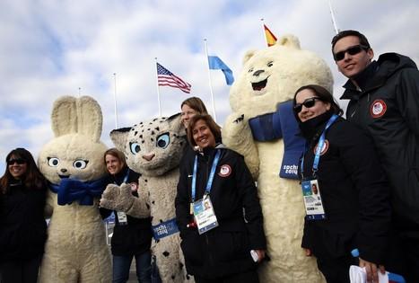 Critics censure Russian rights record by snubbing Sochi Olympics   Europe and Australia Antarctica Oceania   Scoop.it