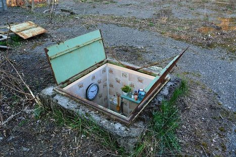 Secret Rooms Hidden in Manholes of Milan Streets | 1001 Creative ideas ! | Scoop.it