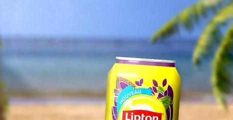 Lipton Ice Tea : Les nouveautés de l'été, le test de la rédac - meltyFood | Marketing & Communication | Scoop.it