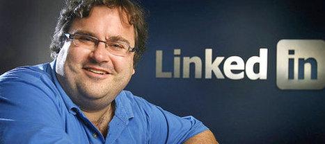 Comment tirer parti de ses réseaux en trois étapes, par le fondateur de LinkedIn | Le Club des Elus Numériques | Boostez-carrière-avec-linkedin | Scoop.it