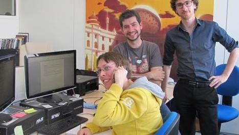 Anzin: Byook compte sur l'Europe pour financer trois de ses projets | bibliothécaires et bibiothèques | Scoop.it