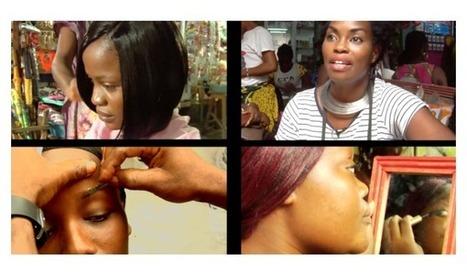 """Les Ivoiriennes et la beauté: choses vues et entendues sur les marchés d'Abidjan   Revue de presse """"Afrique""""   Scoop.it"""