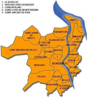 Gironde : 5 bonnes raisons d'habiter dans la CUB | Immobilier | Scoop.it
