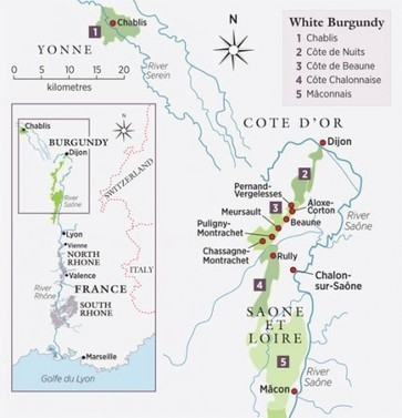 The digested guide to white Burgundy 2011 | Wine Reports | Wine | decanter.com | Burgundy Flavour | Scoop.it
