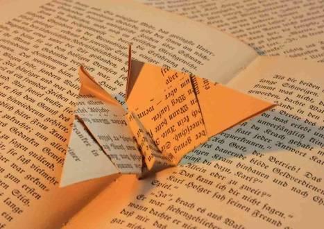 La naissance d'un livre : une superbe vidéo pour les amoureux du papier et de l'imprimerie   Le petit monde de la doc   Scoop.it