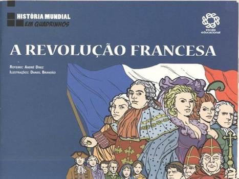 A Revolução Francesa em Quadrinhos | History 2[+or less 3].0 | Scoop.it