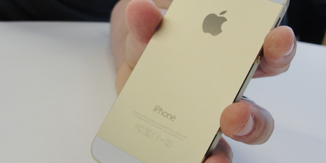 The iPhone's Fingerprint Scanner Is About To Get Really Useful | Xposed | Scoop.it