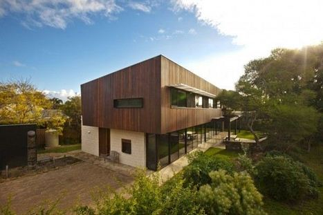Contemporary Beach House Design in Australia Linked to the Outdoors | Architecture | Ideas and Inspirations | homedeco2u | Beautiful Beach Houses | Scoop.it