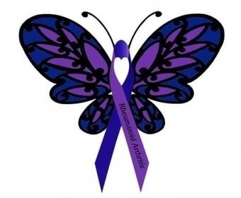 Rheumatoid Arthritis Awareness. Please Like and Share Donnee Spencer's RA Awareness Butterfly. - Our Arthritis Community | Our-arthritis.com Community | Scoop.it