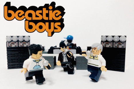 Twenty iconic Bands recreated in LEGO (20 Pictures) > Design und so, Film-/ Fotokunst, Funny Shizznits, Musik, Netzkram > bands, hiphop, iphone, lego, photography, rockn'roll | LEGOtomie | Scoop.it