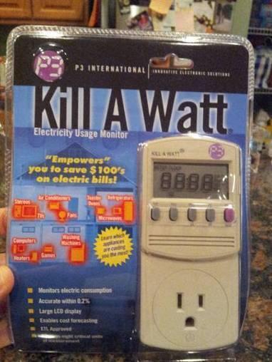 Raspberry Pi: RaspiWatt: discover power consumption using a Kill-A-Watt & Pi - element14 | Raspberry Pi | Scoop.it