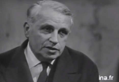 Rare Video: Georges Bataille Talks About Literature & Evil in His Only TV Interview (1958)   Books, Photo, Video and Film   Scoop.it