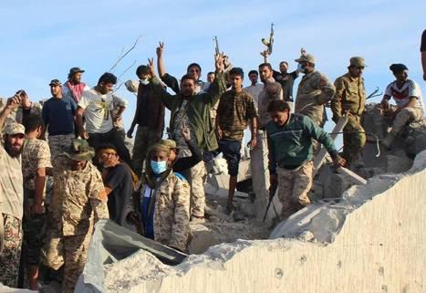 La milicia de Misrata dice que ha arrebatado al ISIS su feudo | Seguridad marítima | Scoop.it