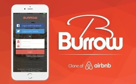 Burrow - Clone of Airbnb | Airbnb Clone Script,Vacation Rental Software,Apartment rental software | Scoop.it