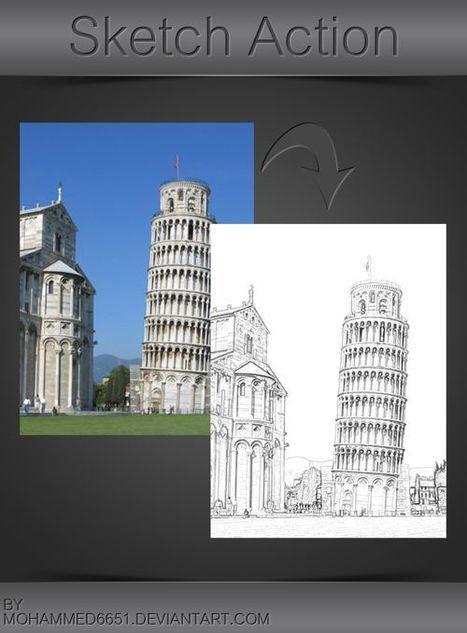 Attractive Photoshop Actions for Image Enhancement | photoshop ressources | Scoop.it