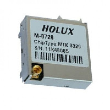 Holux M-8729 GPS Module | Holux | Scoop.it