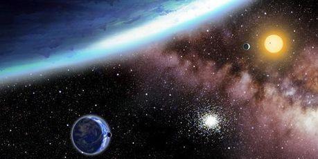 Découverte de deux exoplanètes similaires à la Terre | Science en tête | Scoop.it