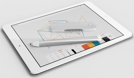 Adobe Line, l'application accompagnée d'une règle et d'un stylet | Univers iPad | Scoop.it