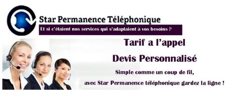 Star Permanence téléphonique Nantes, secrétariat téléphonique 44   Star Permanence Téléphonique   Scoop.it