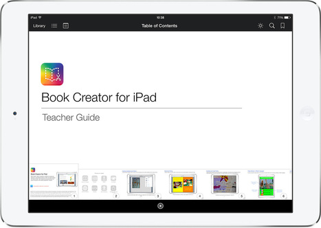 Get your copy of the Book Creator Teacher Guide - Book Creator app | Blog | Edtech PK-12 | Scoop.it