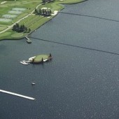 Beautiful Floating Green at Coeur D'Alene Golf Course | Digital-News on Scoop.it today | Scoop.it