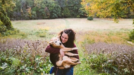 Photographer Says Goodbye to Her Dog in Heartfelt Portrait Series | Photography Wing | Scoop.it