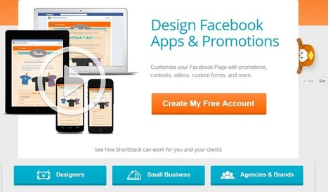 Apps to Enhance Your Facebook Page - | WebGoms | Scoop.it