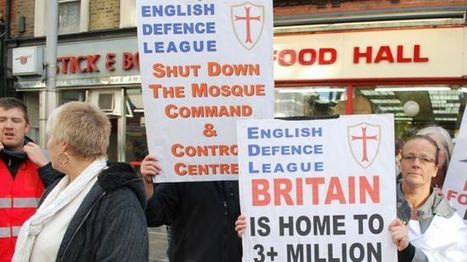 Far-right anti-Islam group EDL seeking to link religion with crime - Press TV | The Indigenous Uprising of the British Isles | Scoop.it