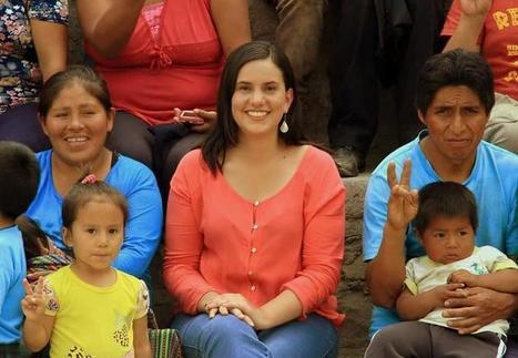 ¿Es Verónika Mendoza la candidata del pueblo? | Servindi - Servicios de Comunicación Intercultural | MAZAMORRA en morada | Scoop.it