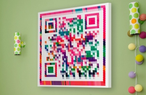 The History of QR Codes & How to Use Them in the Home | scan me to know me | Scoop.it