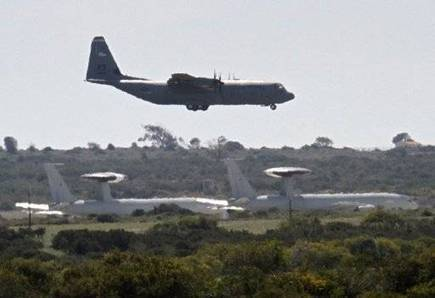 RAF flies €1m cash to Cyprus to help UK troops and families - The Independent | Australia and it's global link | Scoop.it