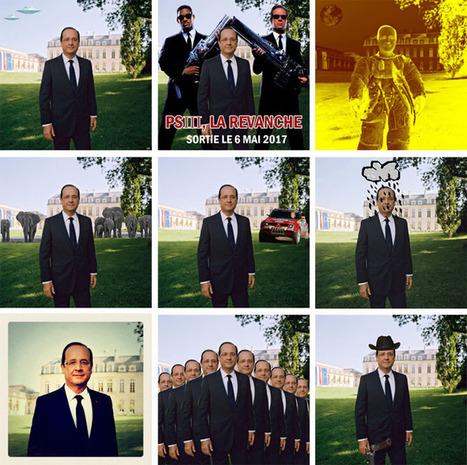Hollande/Depardon, le baptême du mème | Photography Now | Scoop.it