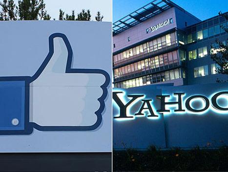Facebook contra demanda a Yahoo por infringir 10 patentes   Ciberpolitica   Scoop.it