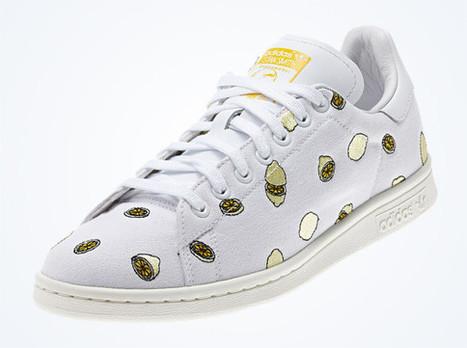 "adidas Stan Smith ""Lemons"" | KicksOnFire.com | design - Art | Scoop.it"