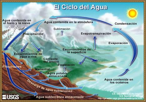 42 actividades sobre el agua y aire para estudiantes | Agua | Scoop.it