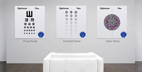 Zeiss Launches Online Vision Screening Platform (Medgadget Interview) | Healthcare Innovation | Scoop.it