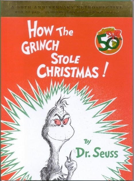 Grinch from Book to TV to Grinchfest [PHOTOS/VIDEOS] - New Jersey 101.5 FM Radio | Children's English Literature | Scoop.it